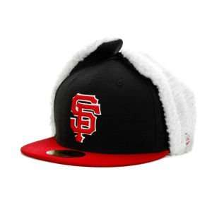 San Francisco Giants New Era MLB 59FIFTY Dogear Cap Hat