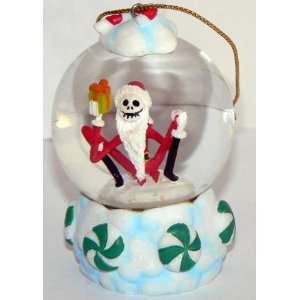 Nightmare Before Christmas ~ JACK   Snow Globe Ornament