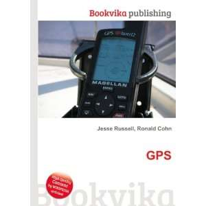GPS (in Russian language) Ronald Cohn Jesse Russell Books