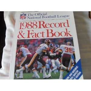 National Football League 1988 Record and Fact Book (Official NFL