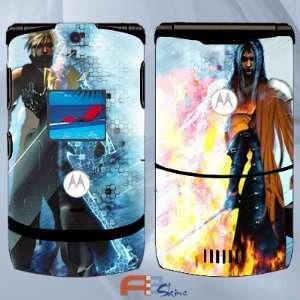Motorola V3 Realistic Characters Skin 22235: Everything Else