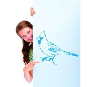 Removable Wall Decals  Bird (2)