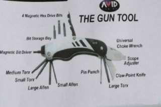 The Gun Tool Gunsmithing Tool Real Avid Design NEW