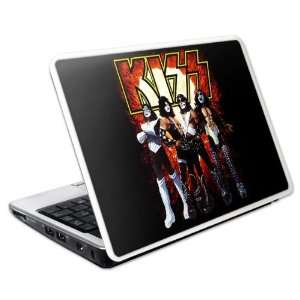KISS10022 Netbook Medium  9.4 x 5.8  KISS  Love Gun Skin Electronics