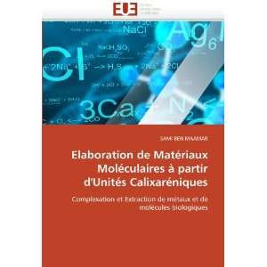 biologiques (French Edition) (9786131529726) SAMI BEN MAAMAR Books