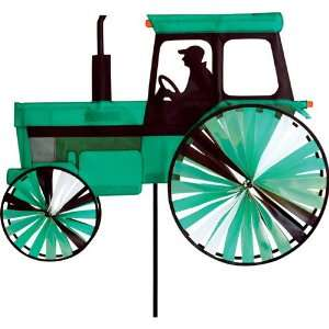 Modern Tractor Green 24 Inches Spinner
