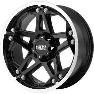 20 inch Moto Metal 960 black wheels Chevy Silverado