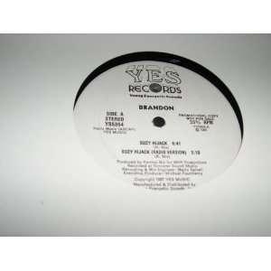 Suzy Hijack / Vicious   BRANDON   12 Single LP Vinyl