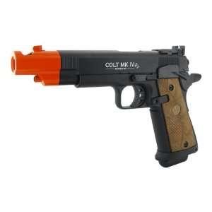Spring Full Metal MK IV Pistol FPS 230 Compensator Airsoft