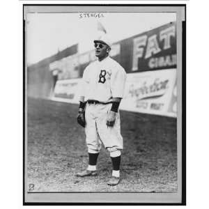 Historic Print (S) [Casey Stengel, full length portrait
