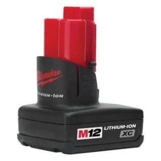 Milwaukee 12V M12 XC High Capacity Lithium Ion Battery 48 11 2402N NEW
