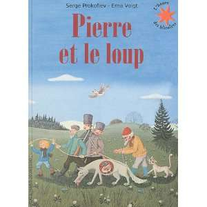 ET Le Loup (French Edition) (9782070633418) Prokofiev, Voigt Books