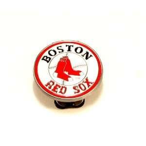 Boston Red Sox Logo Money Clip