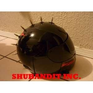 Peel and Stick 3 M Metal Mohawks Helmet Spikes Mohawk Spike 1037 1