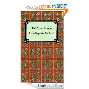 The Misanthrope eBook Jean Baptiste Moliere, Henri Van
