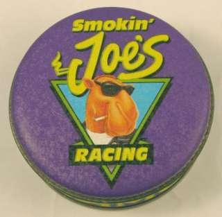 New Smokin Joes Racing Zippo Polished Chrome in Tin