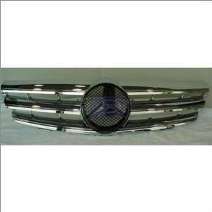 Trim Chrome OEM Style Grille 03 05 Mercedes Benz CLK320 Automotive