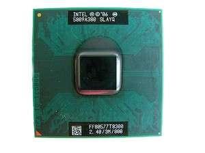 Intel Mobile Core 2 Duo T8300 2.4Ghz 3M 800FSB SLAYQ*
