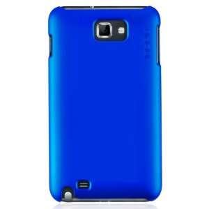 Incipio Samsung Galaxy Note Feather Case   Blue  Samsung Galaxy Note
