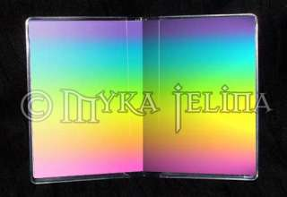 Tropical Mermaid Fairy Art ID Business Card Holder Lyra