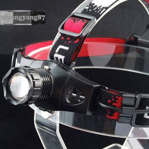 CREE Q5 248 lumen LED Cycling BICYCLE bike HEAD LIGHT HEADLIGHT