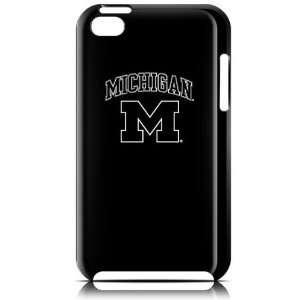 Michigan iPod Touch 4th Gen Hard Case