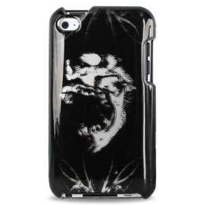 Apple IPod 4 Hard Case Designed for Men 173 black W