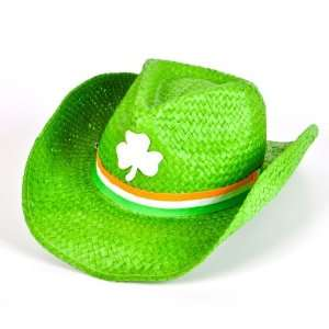 St Patricks Day Irish Roll Up Cowgirl Headpiece Toys