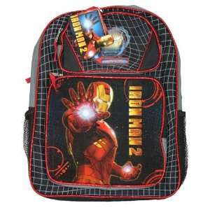 Marvel Iron Man 2 16 Backpack Baby