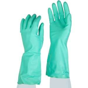 Mapa STANSOLV Style A Nitrile Glove, 13 Length, 15 mils Thick, Size