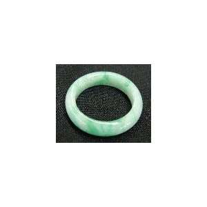 Chinese Light Green Jade Rings