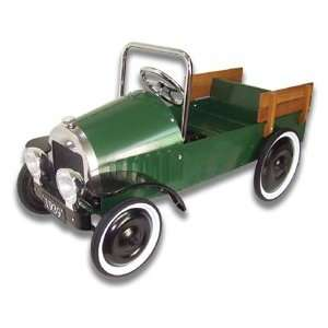Jalopy Pedal Pickup Truck   Green   AVAIL. 2010 Toys