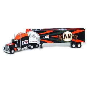 UD MLB Peterbilt TractorTrailer San Francisco Giants
