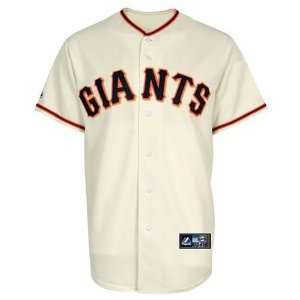 San Francisco Giants Blank Home Youth Replica Jersey