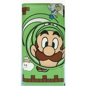 Super Mario Bros. Luigi Wallet Japanese Import Everything