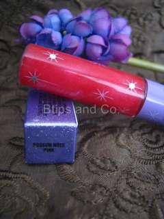 MAC Cosmetics Lipglass Dame Edna   Possum Nose Pink NIB