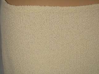 NWT ST. JOHN Boucle Knit Gold Wheat Jacket Blazer Skirt Suit sz 12/8 $