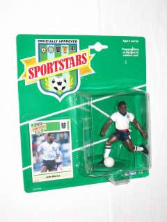 1989 Sportstars John Barnes England action figure