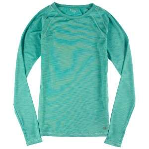 NEW CHAMPION Womens Long Sleeve Athletic Shirt Variety of Colors
