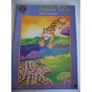 Jataka Tales Stories of Courage (9788175081697): Books