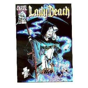 Lady Death:The Series #6 Chaos: No information available