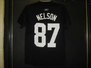 Greenbay Packers Jordy Nelson Name & Number Tee