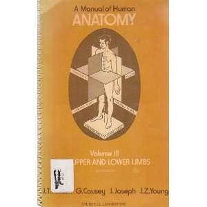 Manual of Human Anatomy Upper and Lower Limbs v. 3