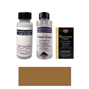 Oz. Copper Brown Metallic Paint Bottle Kit for 1989 Toyota Tercel