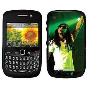 Lil Wayne Wave on PureGear Case for BlackBerry Curve