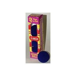 Sponge Balls 2 PURPLE   Close Up / Magic Trick Toys & Games