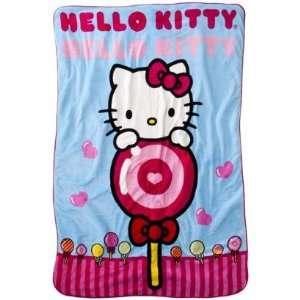 Hello Kitty Sweet Scents Twin Bedding Blanket