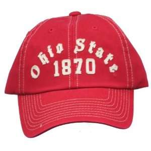 Men`s Ohio State Buckeyes Established Cap  Sports