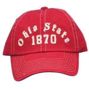 Men`s Ohio State Buckeyes Established Cap  Sports