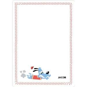 Babe Woof Baseball Themed Stationery Health & Personal